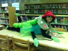 Dress Like A Book Character Day-- The Very Hungry Caterpillar --- Mrs Mia the Pre-K teacher
