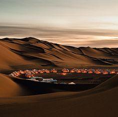 ubari magic lodge, libya.