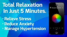 Breathing Zone is a doctor recommended therapeutic breathing exercise. In just 5 minutes you can start to reduce stress and anxiety and impr...