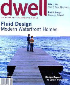 Dwell Magazine FREE One year Subscription!