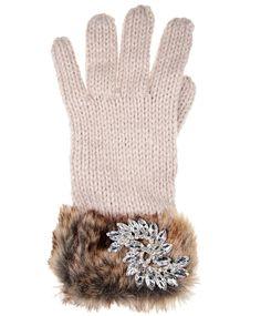 embellished gloves! embellish glove
