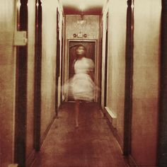 ghostly girl..