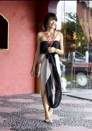 jakarta fashion girl
