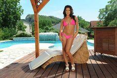 Friday hot Brunette Bettina DiCapri! #NSFW #Bikini