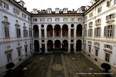 Palazzo Saluzzo Paesana #Torino