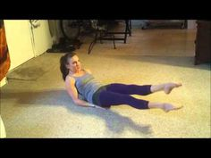 Hardest/best ab workout ever. Try it if you dare!