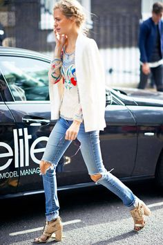Poppy Delevigne      Raining-chanel fashion blog  ღ❦ ℒℴvℯ