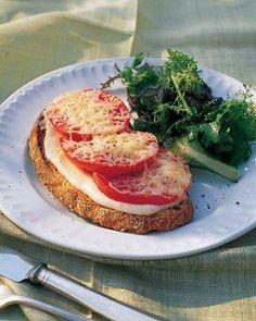 Tomato Sandwiches Recipe