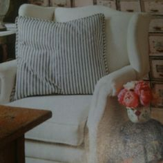 Great wingback chair