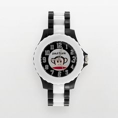 It's time to get excited! We love this snazzy Paul Frank watch!