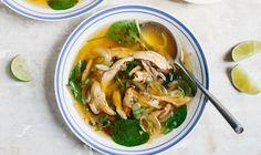 Spicy Chicken Soup p
