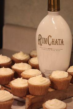 Rebecca's Amazing Creations: RumChata Cupcakes