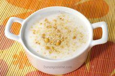 DANANG CUISINE: Recipe #62 Nước cốt dừa - Coconut dip for desserts