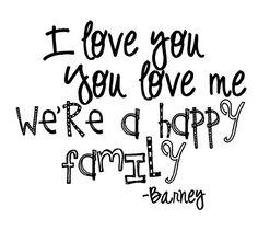 """""""I Love You"""" Word-Art Freebie"""