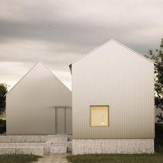 Förstberg Arkitektur och Formgivning - House for mother. Linköping, Sweden. 2014