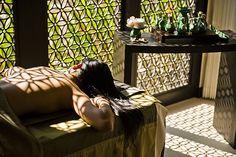 The spa at Banyan Tree Koh Samui, Thailand | Global Beauty Culture | Organic Spa Magazine