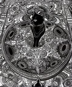 ilustración de Oliver Michael Robertson