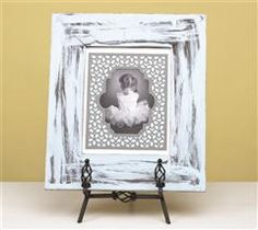 Create and display this beautiful, elegant frame in your home!  #Cricut
