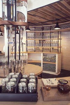 Casa del Agua store by Héctor Esrawe, Puebla – Mexico