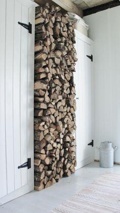 #wood #fireplace