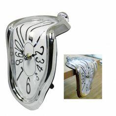 Reloj blando, estilo Dalí - Tienda de regalos originales QueLoVendan.com