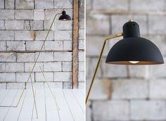 Lambert Fils Grue Floor Lamp