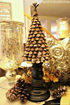 новогодняя елка своими руками (48) (466x700, 330Kb)