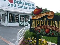 The Apple Barn in Sevierville, Tennessee includes a general store, winery, and the famous Applewood restaurant, which was built in 1921. Known for it's apple fritters with apple butter and superb southern country cooking, this is one place you won't want to miss. #sevierville #dinner #restaurant #dining #smokymountains