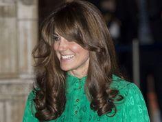 Fringe For the Duchess, Kate's New Bangs