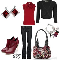Sonia, created by s-p-j on Polyvore
