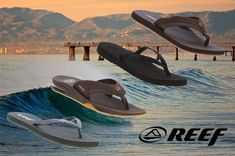 Reef....my favorite brand!