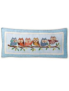 Owl Cross Stitch Kits | 98144.jpg