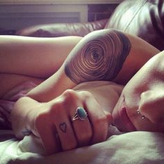 Love the tattoos and piercing