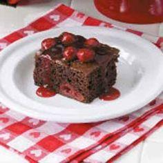Cherry Chocolate Cake Recipe