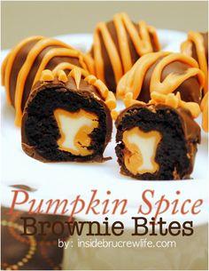 7 Halloween Mini Desserts With Pumpkin
