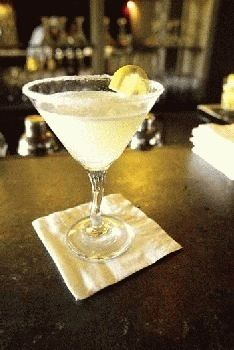 Oprah's Lemon Drop Martini-- these are the most delicious martini's I've had... end up drinking more that you wanted to.