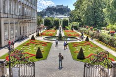 Lovely photos of Salzburg, Austria