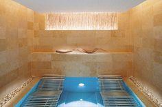 Spa Vitality Pool at The Oriental Spa at The Landmark Mandarin Oriental, Hong Kong