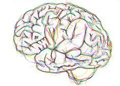 Lizzy Cunliffe-Jones » Brain Drawing