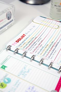 IHeart Organizing: IHeart A Good To Do List