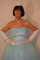 Prom dress for a #transsexual or #transvestite dress