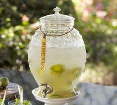 Hobnail Outdoor Drink Dispenser