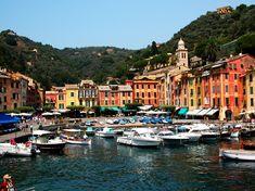 Beautiful Portofino, Italy