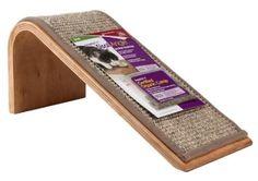 Amazon.com: Smarty Kat SisalAngle Sisal Incline Cat Scratcher: Pet Supplies