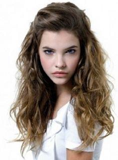 Ondas naturales,  encuentra un peinado diferente  para cada día aquí...http://www.1001consejos.com/peinados-para-la-escuela/
