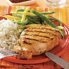 Easy-Prep Pork Chops #recipe