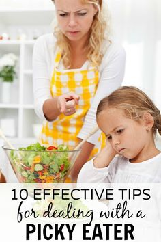 Are you sick and tired of begging and pleading with your kids to eat something other than chicken nuggets and peanut butter sandwiches? Yes? Well, you're not alone. In fact, chicken nuggets and peanut butter would be an improvement to what goes on in my household. But thanks to these helpful and effective tips for dealing with a picky eater, I no longer cry at mealtimes any more. Well, not very often, anyway.
