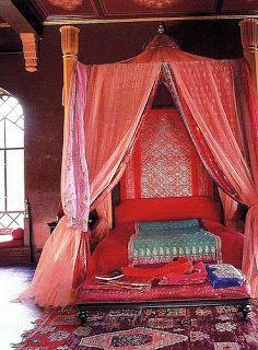 Babylon Sisters: Bohemian Gypsy Bedroom