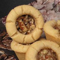Pecan Pie Cookies Allrecipes.com