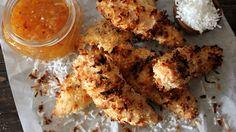 Coconut-Crusted Chicken Tenders